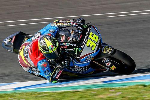 Galería: las fotos del test de Moto2 y Moto3 en Jerez