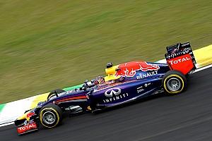 Vettel: Kesulitan musim ini tak sama seperti 2014