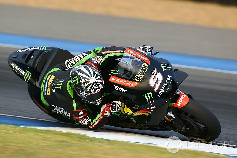 """Zarco """"close to 100 percent"""" of '16 Yamaha's potential"""