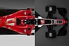 Ferrari SF70H Vs. Haas F1 VF-18: grafikai összehasonlítás