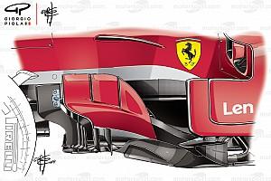 Формула 1 Аналитика Технический анализ: решения, позволившие Ferrari прибавить