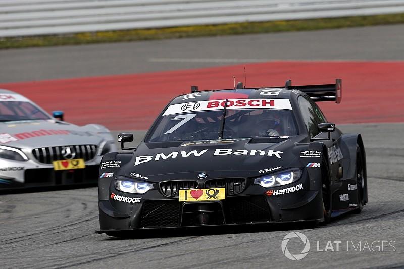 DTM-Test Hockenheim 2018: Ergebnis, 3. Tag