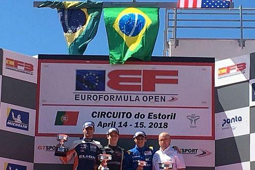 Drugovich lidera dobradinha brasileira na Euroformula Open