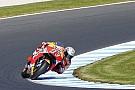 Márquez remporte de justesse son premier round face à Dovizioso