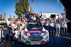 Peugeot: al Monza Rally Show 2017 due 208 R5 per Andreucci e Pollara
