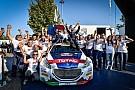 Rally Peugeot: al Monza Rally Show 2017 due 208 R5 per Andreucci e Pollara