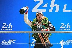 Alonso pregunta: ¿cuál será su siguiente gran reto?