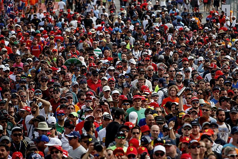 Lecsökkentették a Francia GP nézőszámát