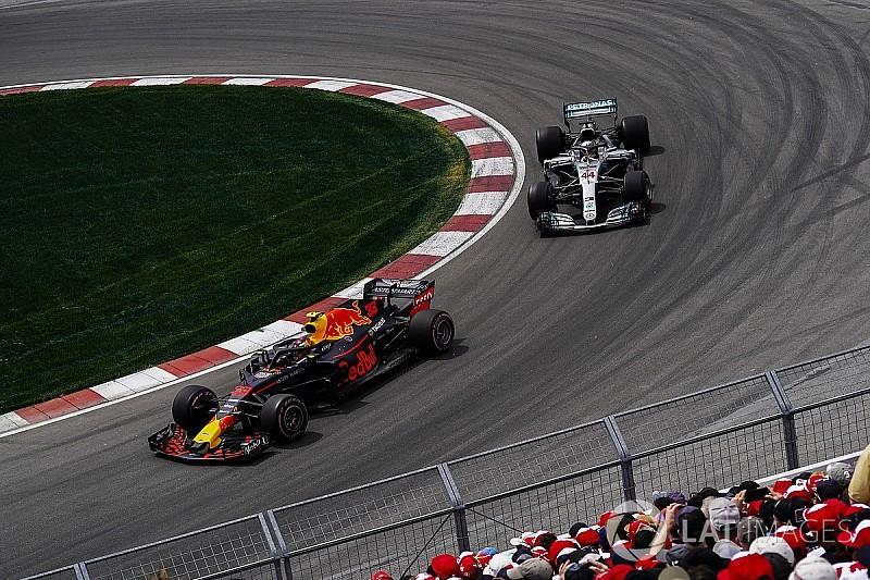 Rosberg: Verstappen mostrou atitude de Hamilton no Canadá