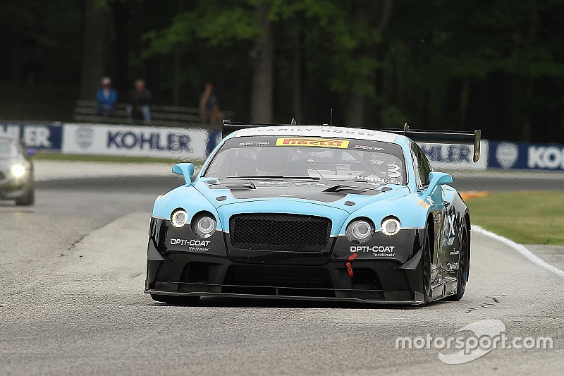 Watkins Glen PWC: Baptista wins GT race one
