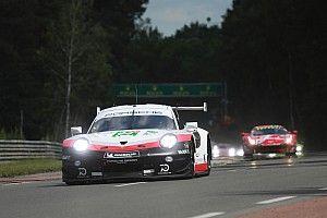 Porsche krijgt extra gewicht in laatste BoP voor Le Mans
