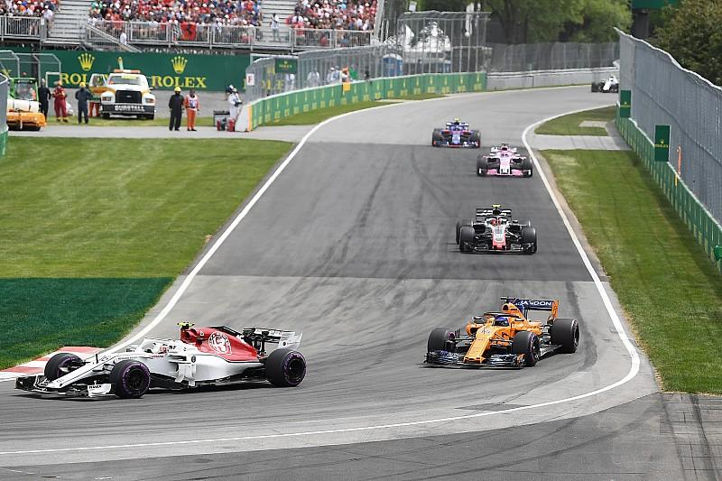 Alonso és Leclerc csatája a Kanadai Nagydíjról: videó