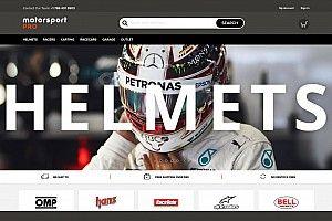Motorsport Network expande plataforma de e-commerce com MotorsportPRO.com