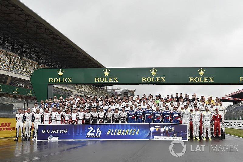 Les 39 rookies au départ des 24 Heures du Mans 2018