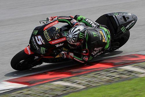 Zarco valora volver al chasis Yamaha de 2016