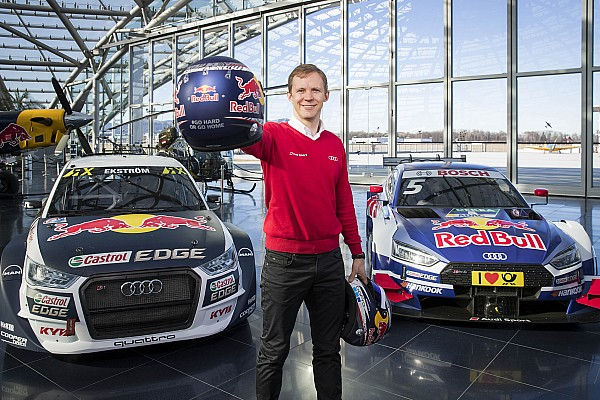 Mattias Ekström se despedirá del DTM corriendo en Hockenheim