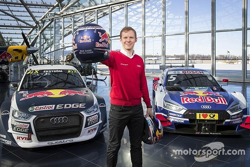 """Mattias Ekström: DTM-Comeback als Fahrer 2019 """"nicht ausgeschlossen"""""""