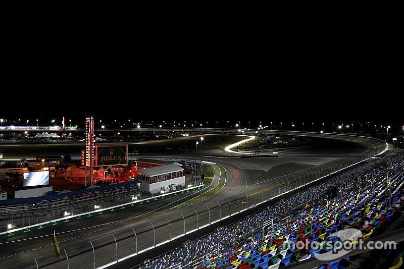 Vortest 24h Daytona 2019: Mazda-Doppelspitze im Nachttraining