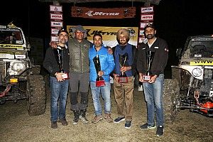 Gerrari Offroaders take dominant JK Tyre Xtreme 4Play win