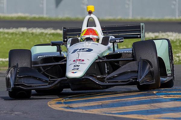 IndyCar-programma Pietro Fittipaldi bevat Indy 500