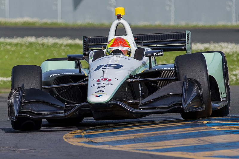 Fittipaldi confirms seven-race deal with Dale Coyne Racing