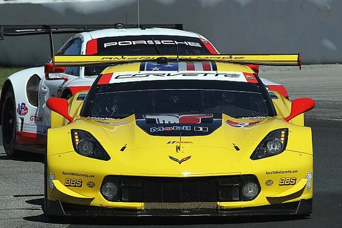 Corvette rues Porsche strategy focus that allowed Ford win