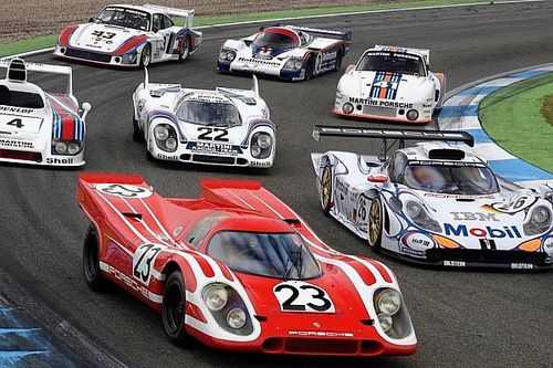 Diaporama - Les plus belles livrées Porsche aux 24 Heures du Mans