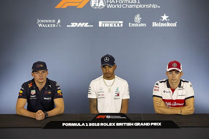 Almanya GP'si basın toplantısı programı açıklandı