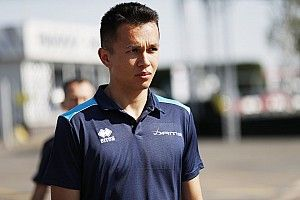 Albon thinks he can earn Toro Rosso F1 seat