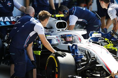 Les Williams prendront le départ des stands