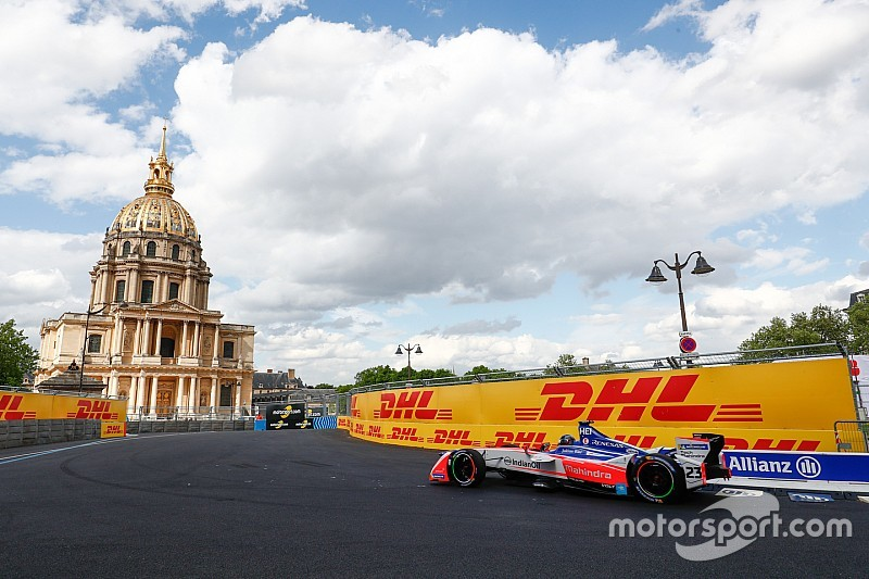 Paris agrees new three-year Formula E race deal