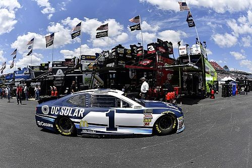 """NASCAR alters restrictor-plates; Talladega speeds a """"safety issue"""""""