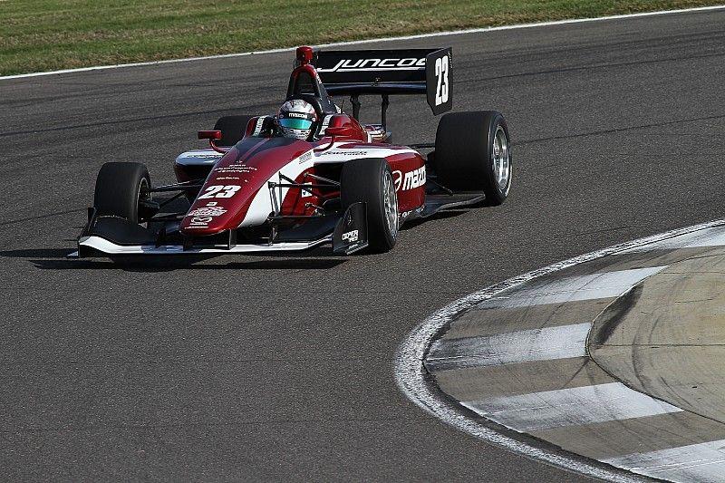 Franzoni centra il primo successo stagionale in Gara 2 a Road America