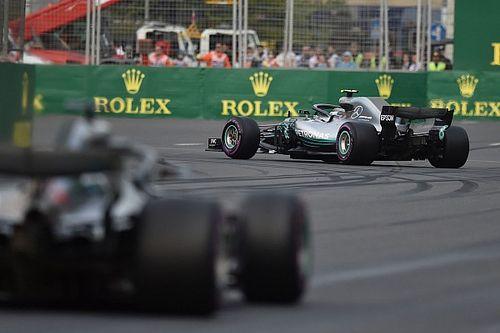 Las mejores imágenes del GP de Azerbaiyán 2018 de F1