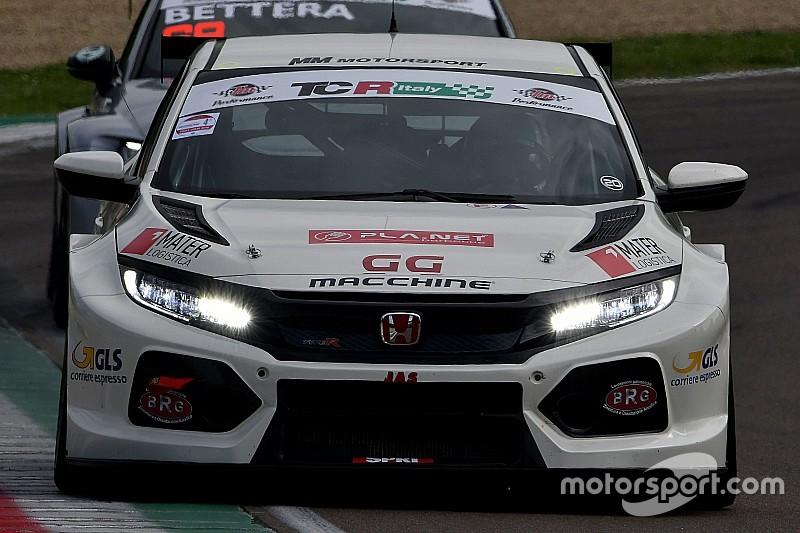 Bamonte e Alborghetti in Coppa Italia 2h ECC con la Honda TCR di MM Motorsport