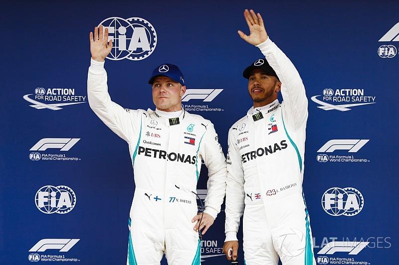 """Hamilton: """"Bottas közel van hozzám, vagyis még nem vagyok 100%-os"""""""