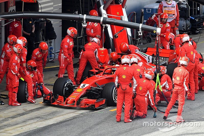 "Marc Surer sieht ""kein großes Chaos"" bei Ferrari"