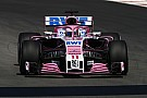 Formule 1 Pérez : La Force India requiert