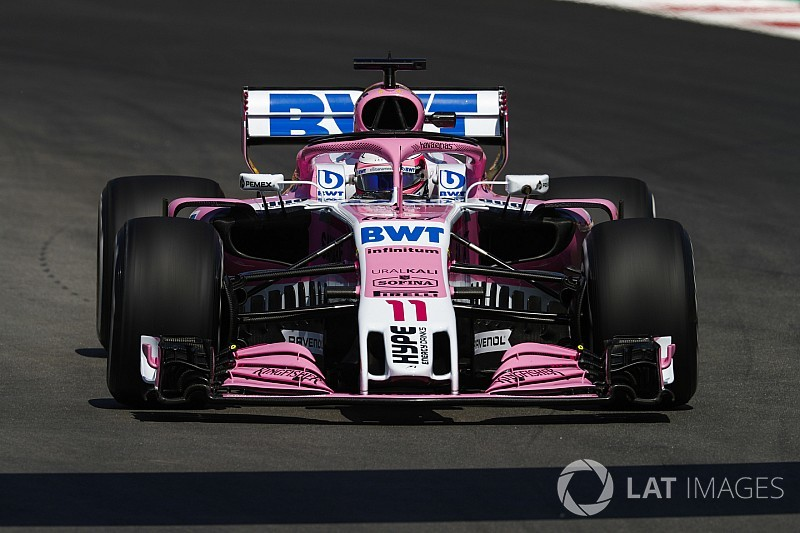 "Pérez : La Force India requiert ""trop de compromis"""