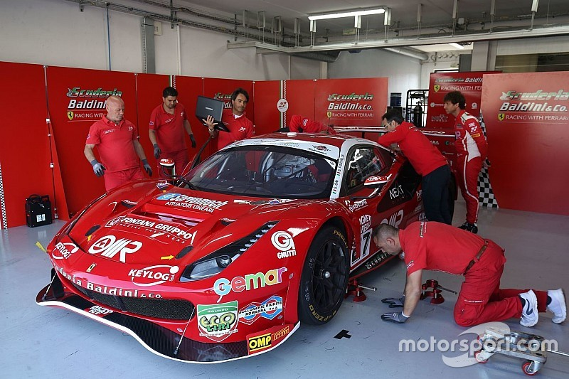 Scuderia Baldini: weekend complicato in Francia, ma resta la leadership