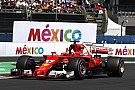 Mexiko: Vettel holt 50. Formel-1-Pole und ist selbst überrascht