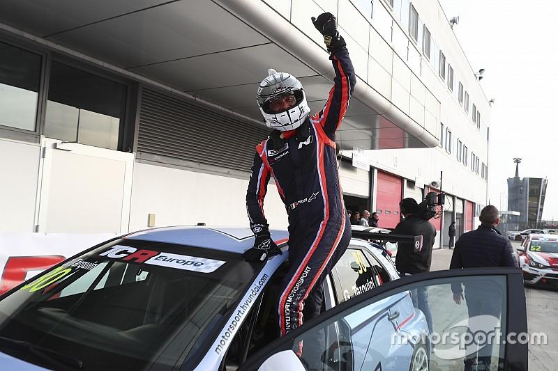 """Tarquini: """"La Hyundai è veramente forte, che divertimento rimontare"""""""