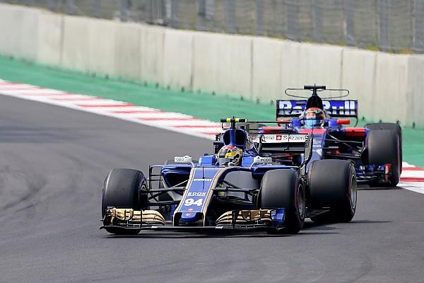 Sauber підготувала новинки для Верляйна задля усунення проблем з аеродинамікою