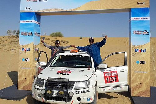 Desert Storm: Mishra and Mare declared Xtreme and Moto winners