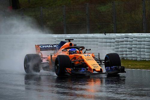 """Alonso rijdt als enige een tijd: """"Hebben er het beste van gemaakt"""""""