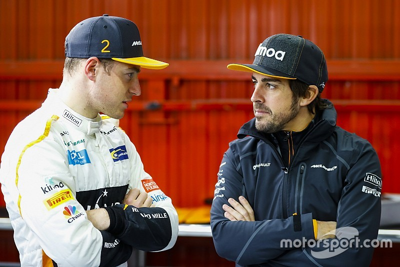 В McLaren исключили, что в 2019 году в ее составе будут два молодых пилота