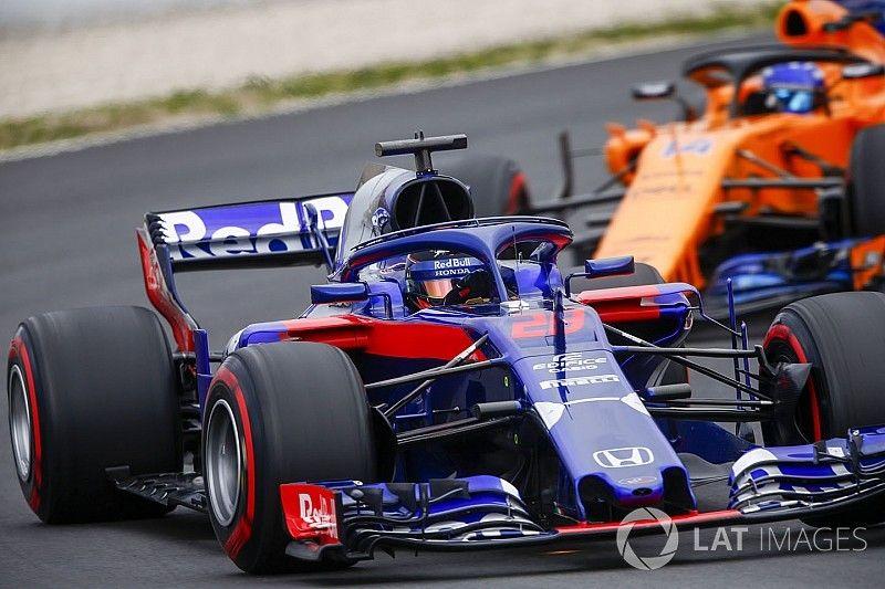 В McLaren оценили успехи Honda с Toro Rosso