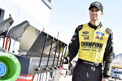 Grant Enfinger tops Truck practice as bad weather looms at Martinsville