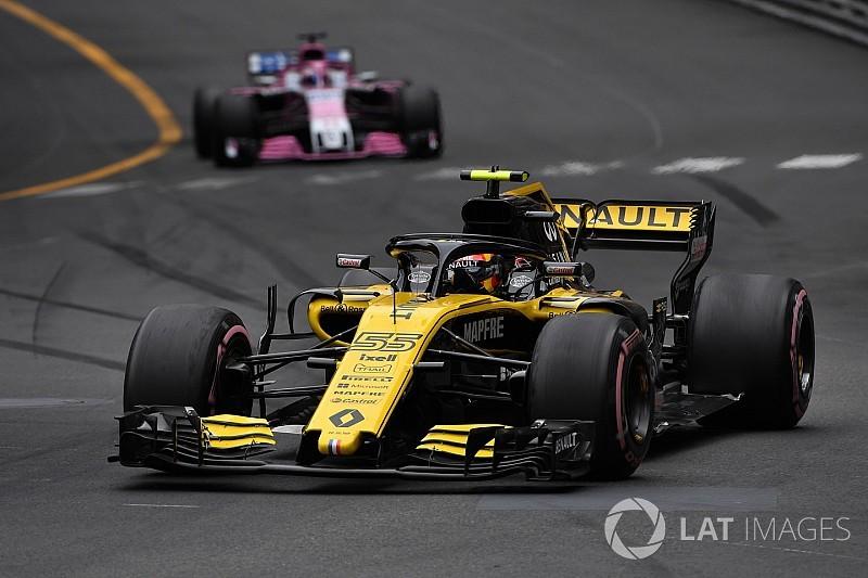A Renault nem ért egyet Sainzzal: nem vétettek stratégiai hibát