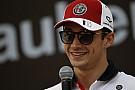 Formel 1 Nico Rosberg: Charles Leclerc ist ein zukünftiger Weltmeister